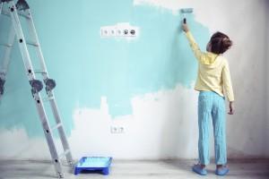 Árnyékoló festés